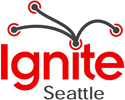 I'm speaking about 'How Introverts Can Survive in This Extroverted World' at Ignite Seattle 19 on February 20, 2013!